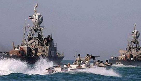 Iran's IRGC films US naval ship enter Strait of Hormuz