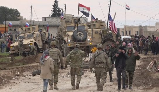 Syrian resistance to the US occupation escalates