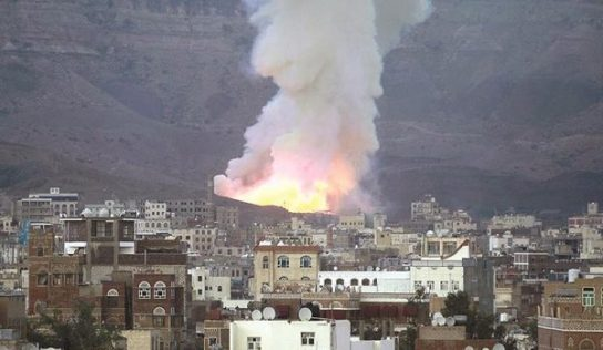 Saudi-led coalition carries out 230 airstrikes in spite of truce claim: Yemen army