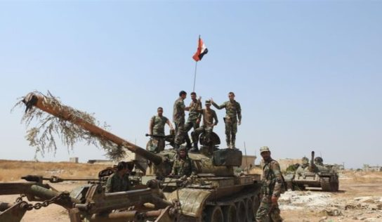 Syrian Army, Locals Block Two U.S. Patrols In Northern Al-Hasakah