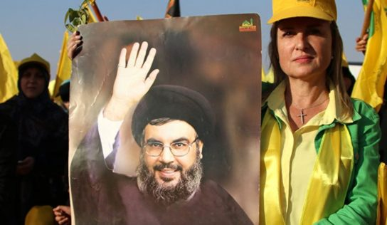Israel fears not surviving beyond 80 years: Lebanon's Nasrallah