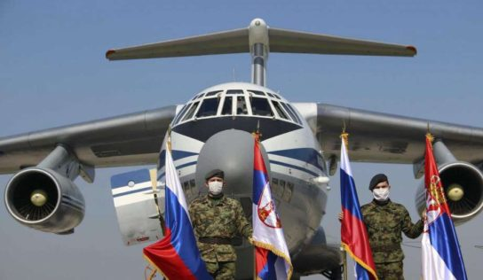 Syria asks Russia for help to combat COVID-19
