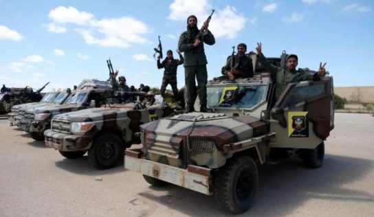 GNA Pushes Back Against Haftar's Forces