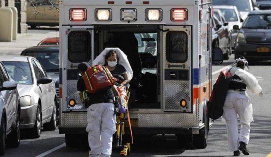 US records over 20,000 coronavirus deaths, surpassing Italy