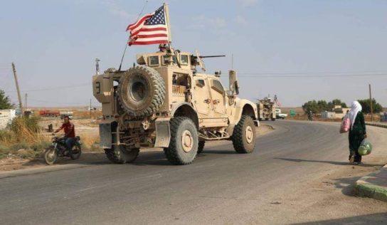 Locals Intercept Another U.S. Convoy In Northern AL-HASAKAH