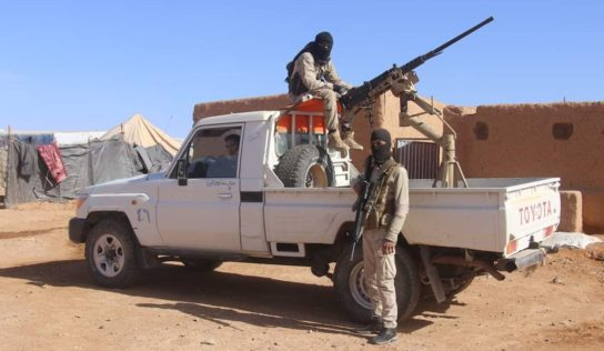 Thousands Of Turkish -Backed Syrian terrorist Arrive In Libya