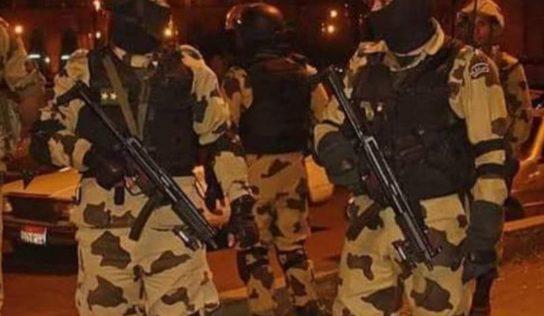 Egyptian military foils potential terrorist attack against Christian community