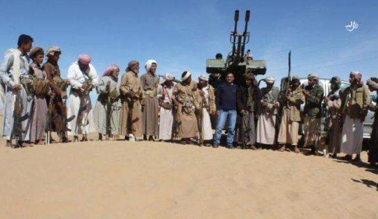 Houthis are Clashing With Saudi -Backed Forces On Yemeni -Saudi Border