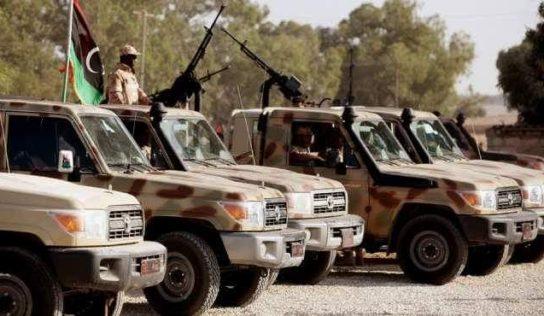 Libyan Army attacks Turkey's main base in Libya