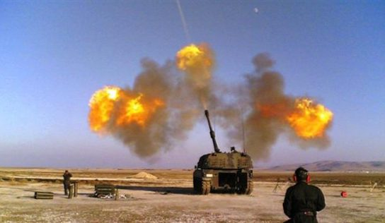 Syrian Army launches attack on jihadist front-lines in southern Idlib