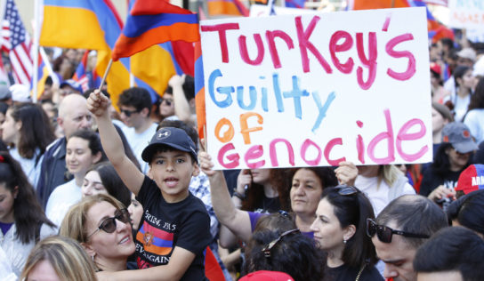 Syrians remember the Armenian Genocide as Turkey threatens again