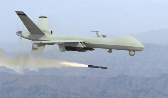 Improvised Attack Drone Hits ASAYISH Position In Syria's KOBANE