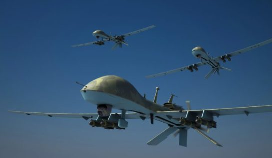 Libyan Army shoots down enemy warplane over northern Libya