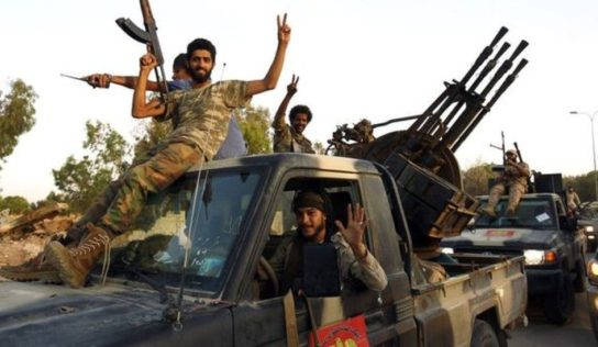 Libyan Army captures 12 Syrian mercenaries during ambush
