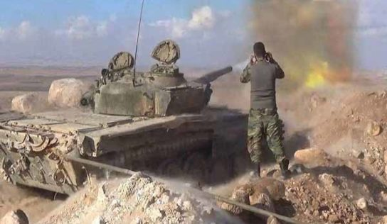 Syrian Army sends large number of reinforcements to Idlib as offensive approaches
