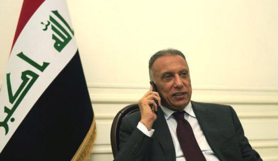 Iraqi deputy PM in Riyadh as neighbors watch Kadhimi's moves