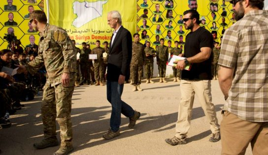 U.S.-led Coalition , SDF Eliminates ISIS 'REAL ESTATE Director ' in new Operation