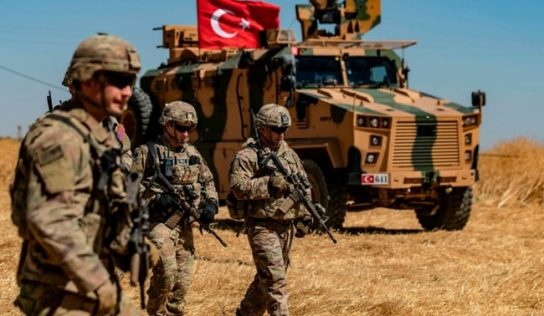 Turkish Army Foils Infiltration Attempt by Kurdish Fighters in Northeast Syria