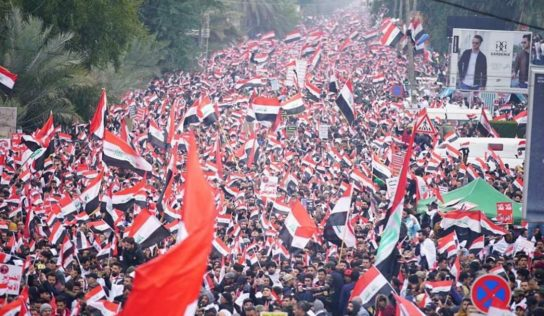 Riots resume in Iraq after three months of relative calm