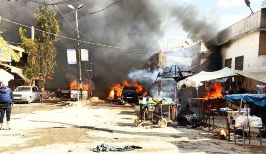 Taliban attacks kill, wound 1417 civilians since late February