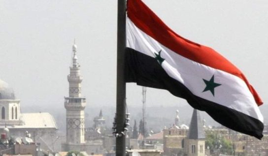 Syria strongly denounces Israel's plan for annexing occupied West Bank