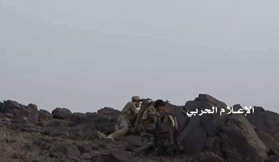 Ansarallah forces launch 2 ballistic missiles at Saudi-backed troops