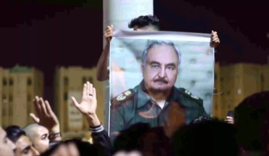 UN reveals secret Western mission backing Libya's rebels against Turkey