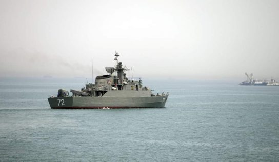 Egyptian military unveils new naval frigate