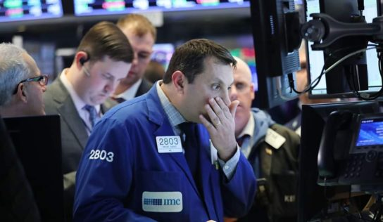 Wall Street tumbles as US threatens China with tariffs