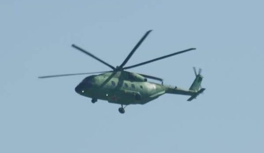Alleged Footage of US Choppers Swooping Down on Syrian Town, Picking Up Unknown Persons