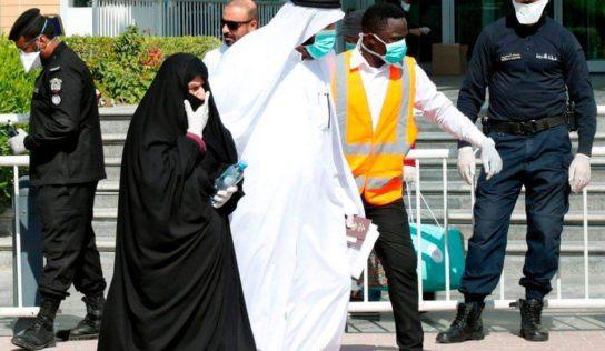Coronavirus cases surpass 100,000 in Persian Gulf Arab states