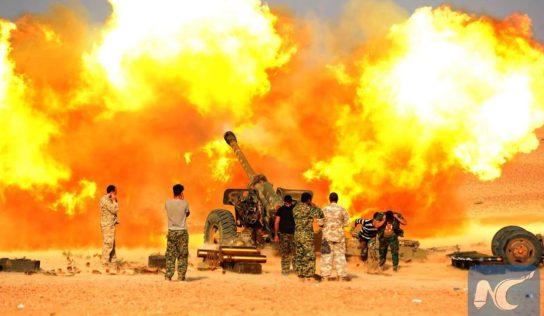 Syrian Army destroys Turkish bulldozers in eastern Idlib