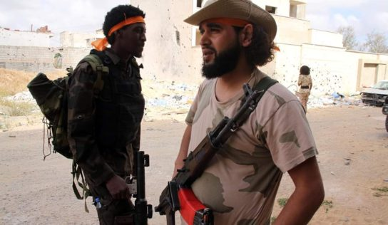 More Syrian terrorist Arrive In Libya Despite Mounting Losses