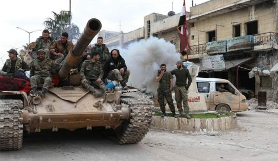 Syrian Army Captures Field Commanders Of Turkish -Backed Faction In Southeast IDLIB