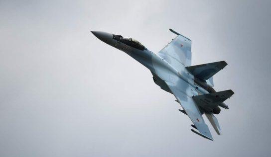 Russian warplanes stalk terrorists in Idlib after attack on Hmeimim Airport