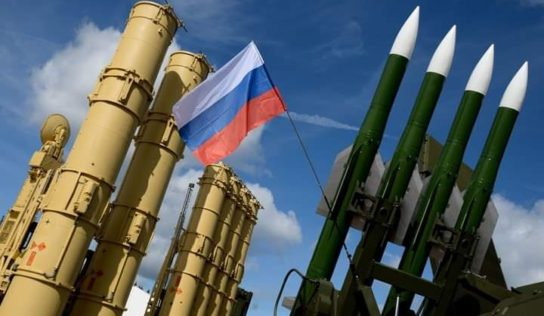 Egypt to possibly acquire Russian radar system capable of tracking hypersonic missiles