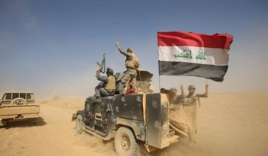 Iraqi airborne operation wipes out ISIS hideouts along Syrian border