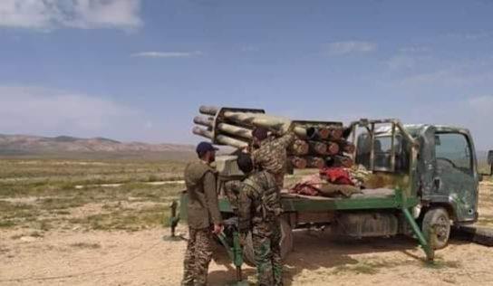 Houthis TARGET Saudi -led  Coalition aerial Formation Over AL-JAWF
