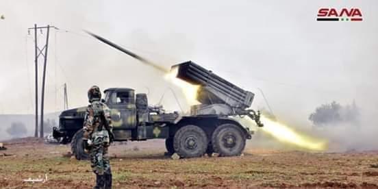 Syrian Army kills several militants amid major operation in Daraa