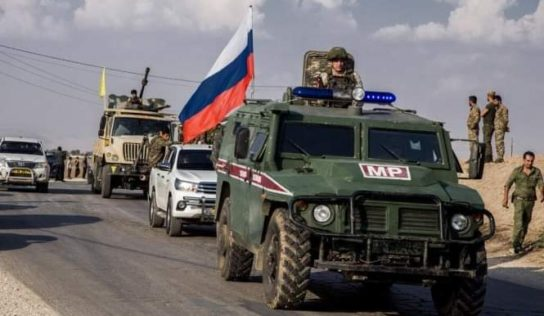Russian , Turkish Forces Achieve Breakthrough ON 12TH Joint Patrol IN Greater IDLIB