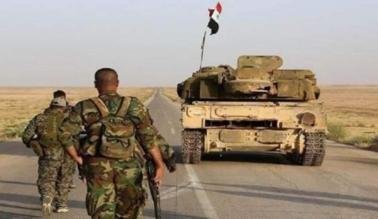 Syrian Army and Allies Deploy Large Reinforcements In Southern IDLIB