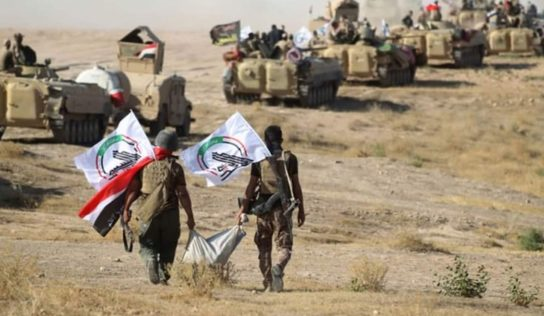 Iraqi forces thwart ISIS naval incursion in Salaheddine