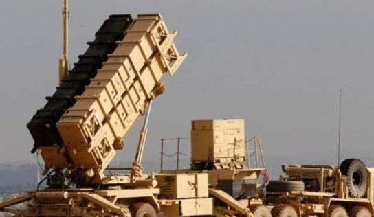 US-led coalition deploys Patriot missile batteries at Syria gas field
