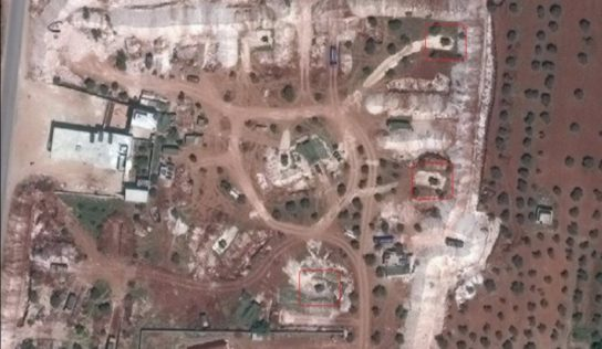 Turkish HAWK Air -Defense System Spotted in Syria's GREATER IDLIB