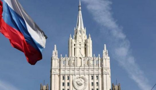 Moscow Vows Proportional Response to Czech Republic for Expulsion of Two Russian Embassy Staffers