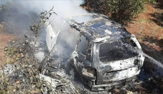 'NINJA BOMB' Strike Eliminates Senior HORAS AL-DIN Commanders in IDLIB CITY