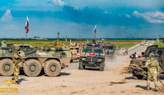 Syrian Army intercepts US military convoy in northeast Syria