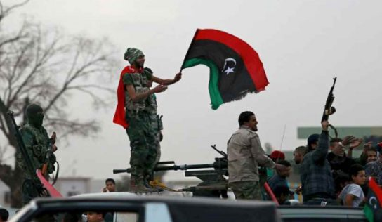 Libyan government forces retake Haftar's last stronghold in west