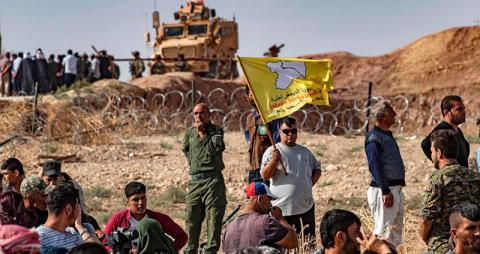 Protests Against Syrian Democratic Forces Continue in Southern Al-Hasakah