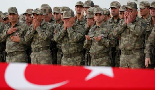 Turkish soldier killed in cross-border clashes with Iran